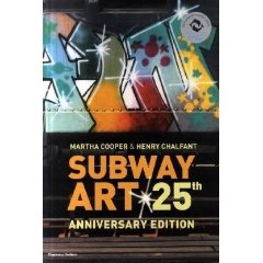 Subway Art (Street Graphics / Street Art) [Special Edition] (Hardcover)