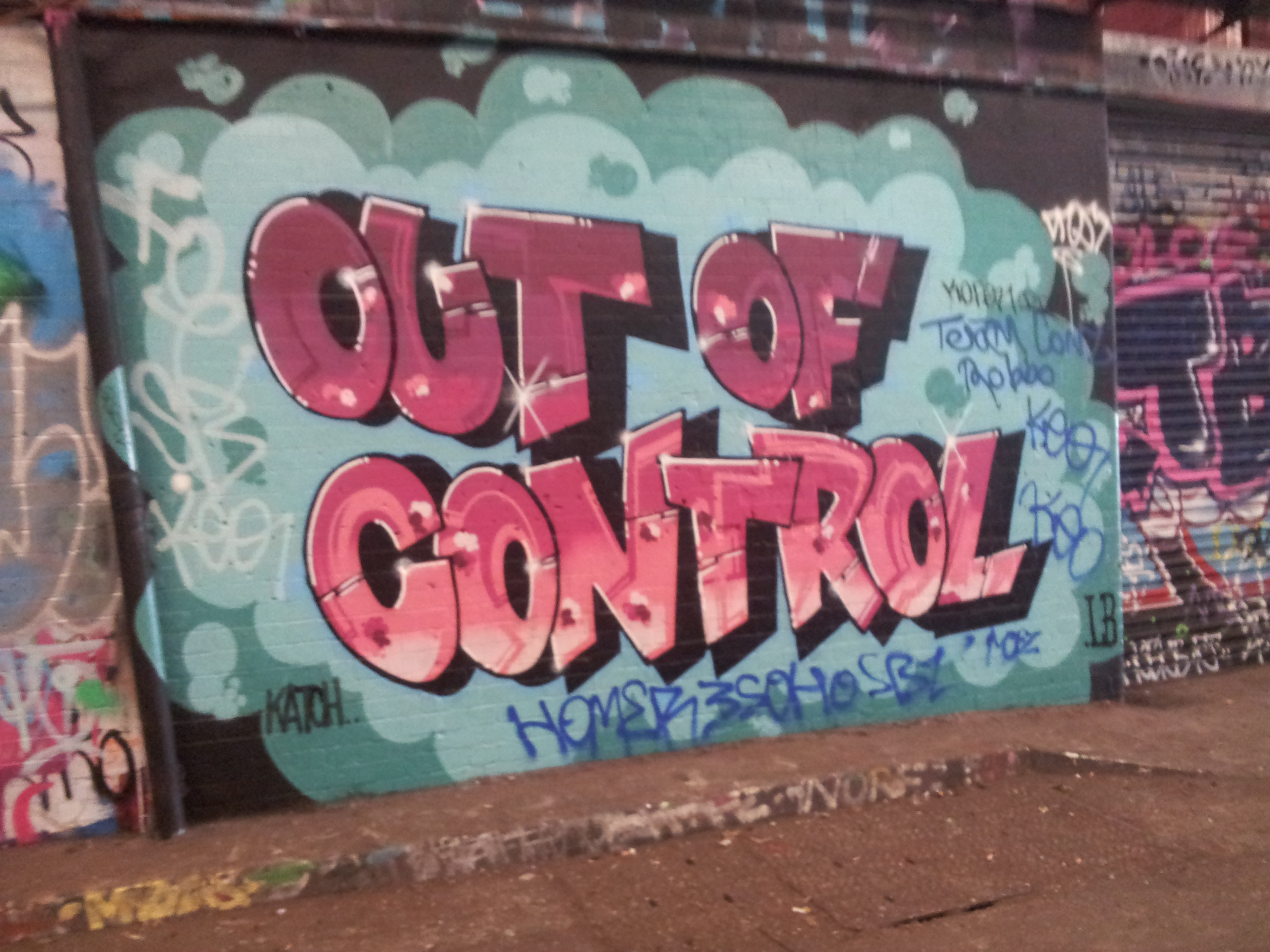 Five Ways Graffiti Vandals Damage Your Community By Timothy Kephart Yonkers Tribune