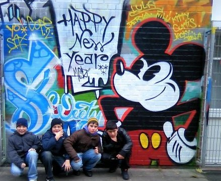 MDZ aka MUSA,REBAN,MENDOZA and more… Classic Style Graffiti from Germany (Hamburg) – Interview 2010