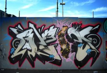 AZID Interview & NSA CREW Graffiti Art from Liverpool, UK