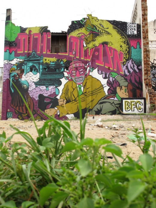 Broken Fingaz Crew – Tant and Unga – Graffiti Stop Motion Video