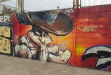 Barcelona Graffiti – Some Proper Walls – Nov 2012