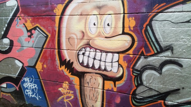 Barcelona Graffiti – Proper Walls Part 3 – Nov 2012 Spain